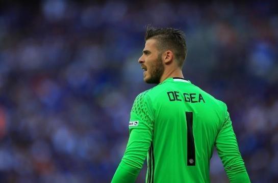 David De Gea isn't one of the top goalkeepers