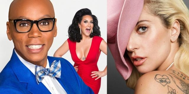Lady Gaga Joins RuPaul And Michelle Visage On 'What's The Tee ... - gagadaily.com