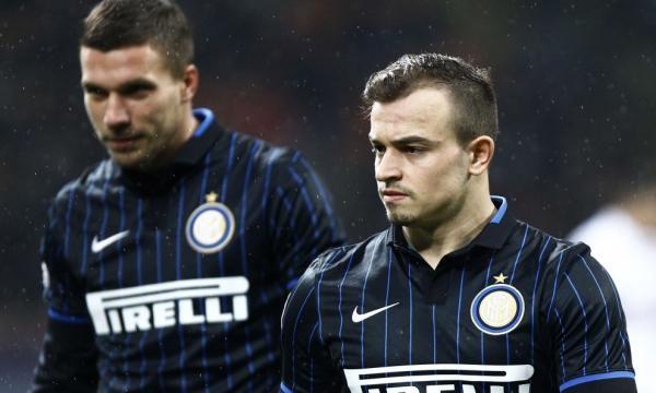 News mercato: Milan, Roma e Napoli su Shaqiri