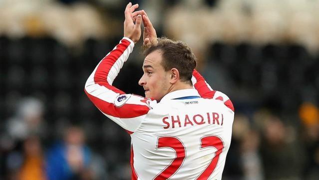 News mercato: Shaqiri piace a Milan, Roma e Napoli