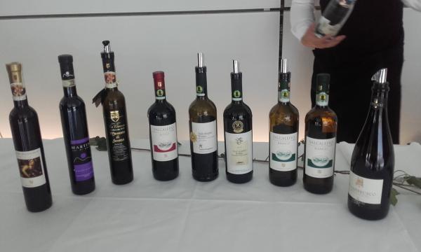 Alcuni vini della Lombardia che saranno presenti durante il Vinitaly 2017