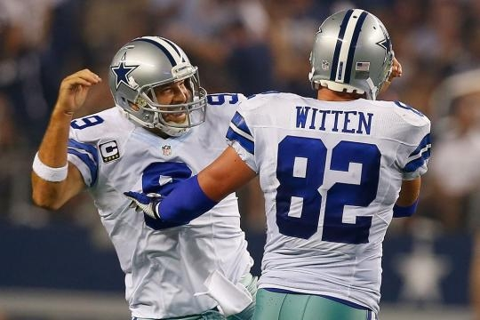Cowboys' Tony Romo and Jason Witten Rack Up Stats, but Title ... - nytimes.com