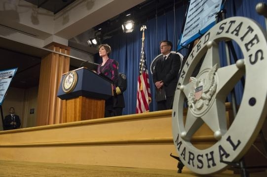 Former Acting Attorney General Sally Yates / Office of Public Affairs, Flickr CC BY-SA 2.0