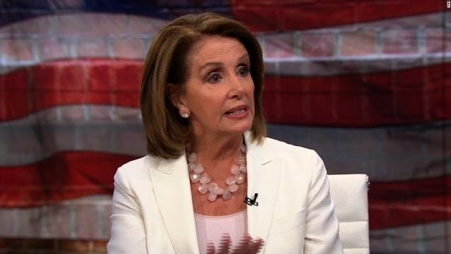 Nancy Pelosi: If election held today Dems would win back control ... - cnn