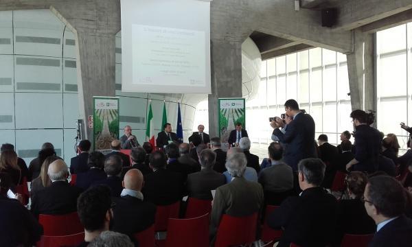 Presentazione Padiglione della Lombardia al Vinitaly 2017 di Verona