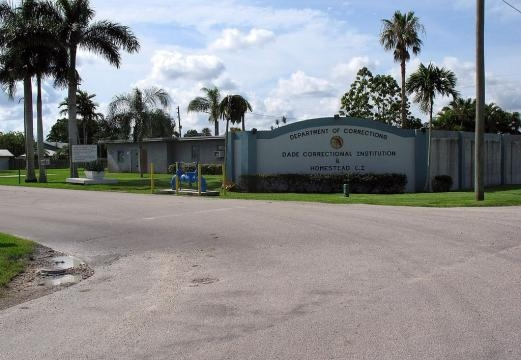 Dade Correctional Institution / Tami Jo Urban, Wikimedia Commons CC BY-SA 2.0