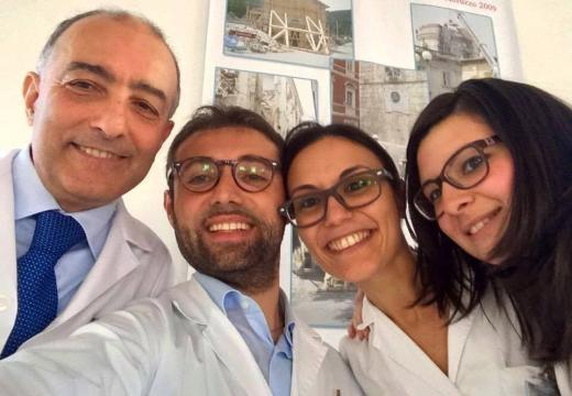 Salute del cuore, medici siciliani premiati al congresso nazionalecardiologia: Ruvolo, Triolo, Pisano, Vacirca
