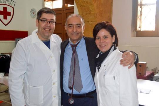 Salute e prevenzione, tour A Cuore Aperto col prof Giovanni Ruvolo in provincia di Agrigento