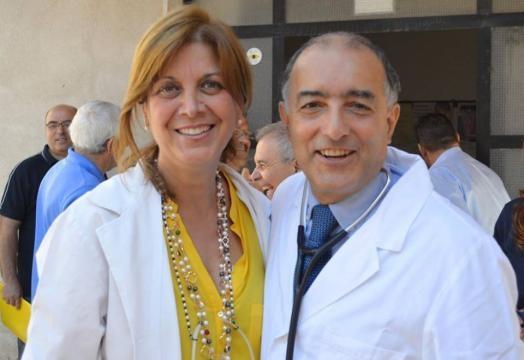 Salute e prevenzione, tour A Cuore Aperto: il prof Giovanni Ruvolo (cardiochirugo) e l'on Margherita La Rocca (psicoterapeuta)