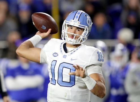 Browns reportedly looking at Mitch Trubisky with No. 1 overall pick - discover-usa.net