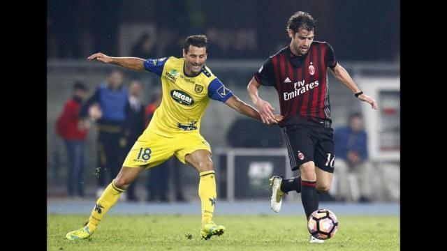 FOTO Il Milan-Chievo 3-1 | LaPresse - lapresse.it