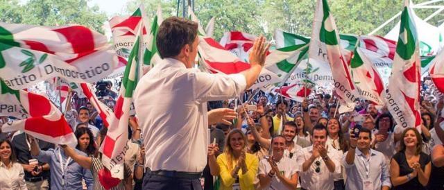 L'ex premier e segretario, Matteo Renzi