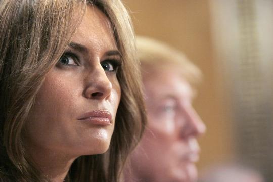 Melania Trump, the Silent Partner - The New York Times - nytimes.com