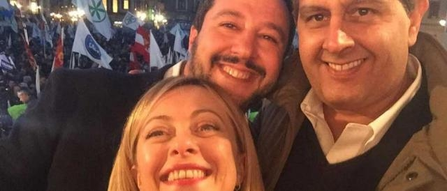 Salvini, Toti e Meloni: si lavora all'intesa nel Centrodestra