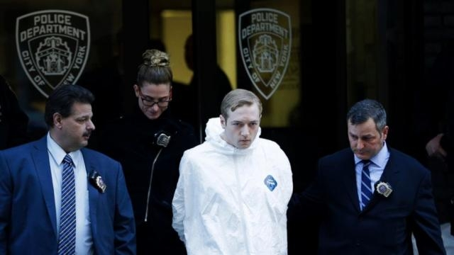 Veteran charged with killing black man in NYC in likely 'act of ... - go
