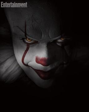 Bill Skarsgard dans la peau de Grippe-Sou le clown