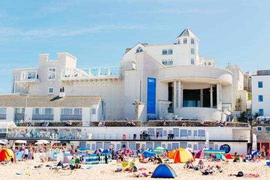 Tate St Ives is getting a £20m makeover and its beautiful - inews.co.uk