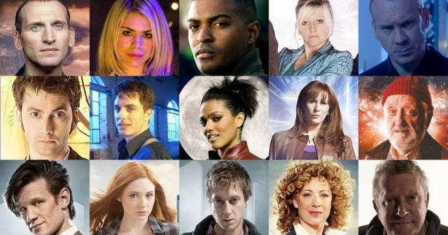 Which Doctor Who Companion Changed The Most During Their ... - playbuzz.com