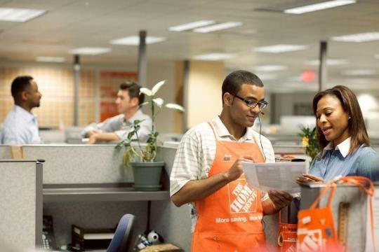 Working at The Home Depot | Glassdoor - glassdoor.com