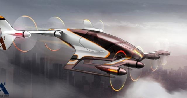 Airbus Is Preparing To Test Its Self-Piloted Flying Taxi By The ... - huffingtonpost.in
