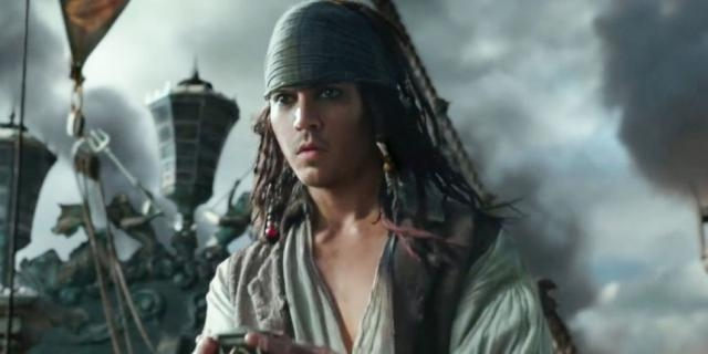 New Pirates of the Caribbean features young Jack. digitalspy.com