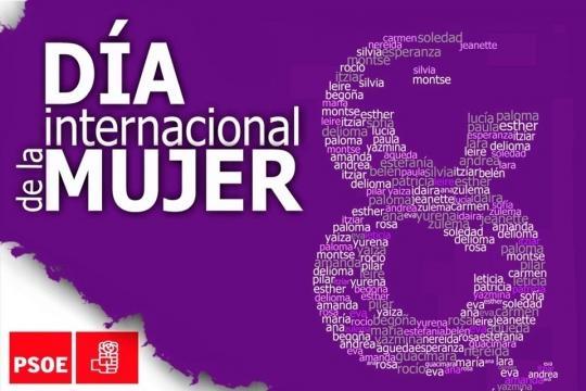 Hoy, día 8 de Marzo, es el Día internacional de la Mujer   PSOE de ... - psoemengibar.com