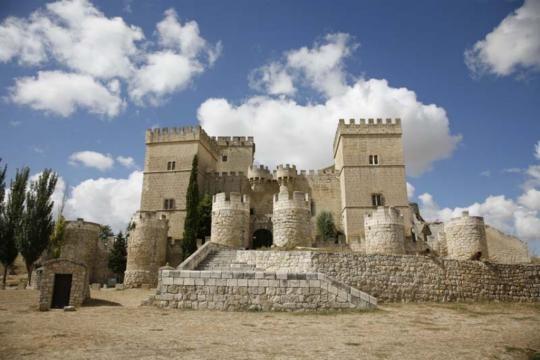 Ampudia » Castillo - ampudia.es