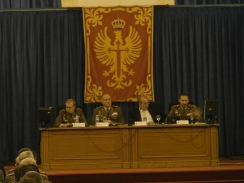 El debate sobre las formas de batir a la insurgencia fue muy vivo y estimulante.