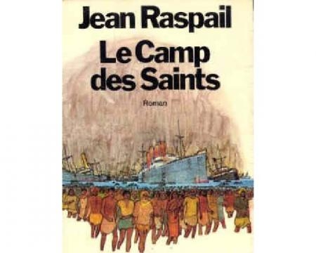 The 1st edition cover of 'The Camp of the Saints,' by Jean Raspail / Wikimedia Commons Fair Use
