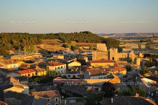 Trigueros del Valle. Valladolid. Spain. — Stock Photo © javigares ... - depositphotos.com