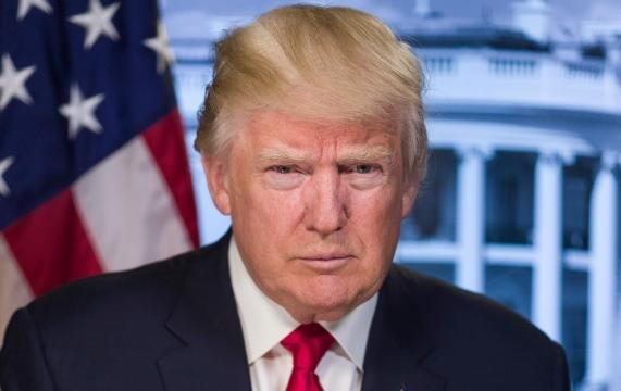 Trump tweet: A post by the president caused a stock sell off / President Donald J. Trump (from the White House), Wikimedia Commons CC BY-SA 3.0
