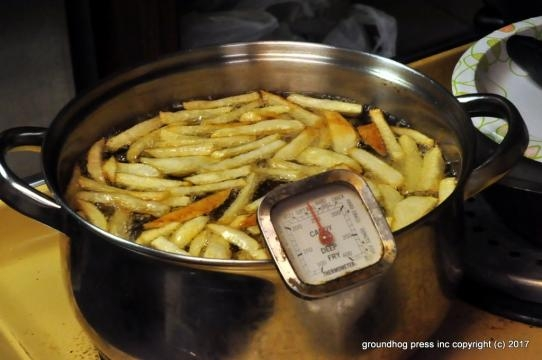 Fried chips photo by john mccormick