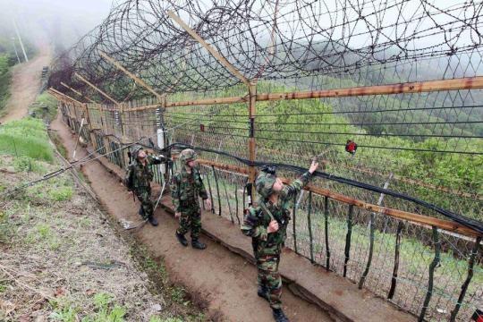 Corea, al confine tra Nord e Sud | Corriere.it - corriere.it