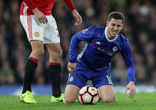 Chelsea ace Eden Hazard faces huge rush against time to be fit for ... - thesun.co.uk