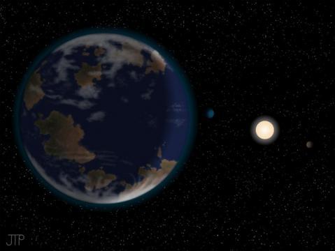Super-Earth Planet Could Support Life - Business Insider - businessinsider.com