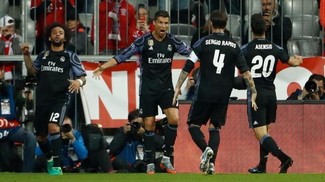 Cristiano llegó a 100 goles en competencia de clubes de la UEFA. RPP.com.