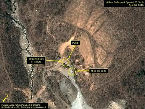 Update on North Korea's Nuclear Test Site | 38 North: Informed ... - 38north.org