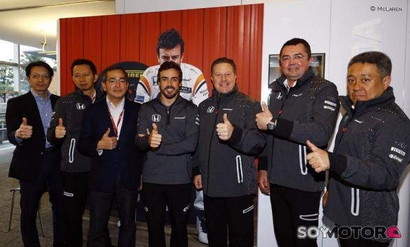 Alonso correrá en las 500 millas de Indianápolis con McLaren ... - soymotor.com