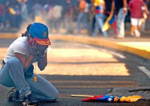 Fotos] Abril de 2002. De la marcha al golpe; por @Orinoquiaphoto ... - prodavinci.com
