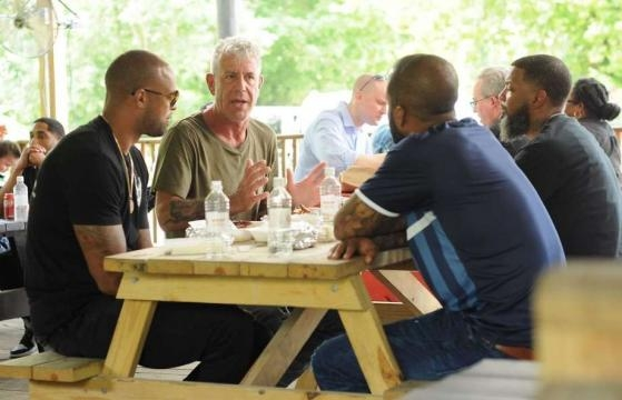 Anthony Bourdain takes offense with Houston writer's criticism of ... - chron.com