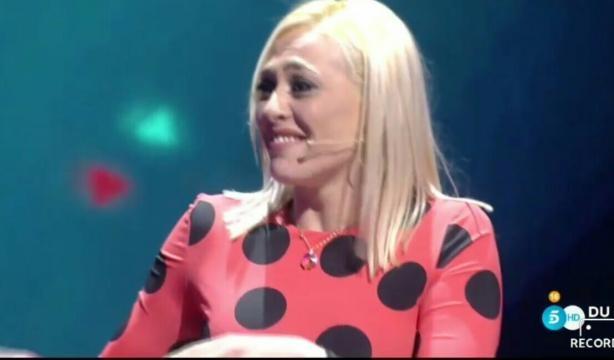Daniela, gran concursante, felicita a #Alyson por la victoria