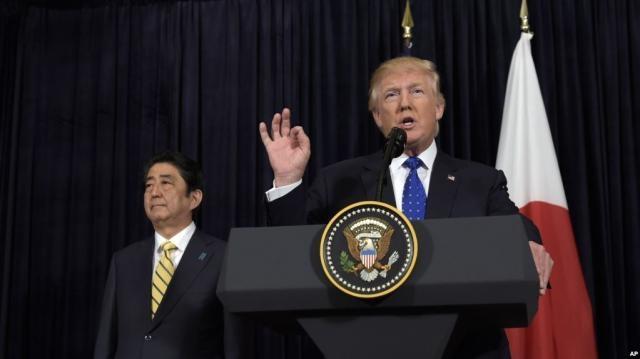 Trump's Response to North Korea's Missile Launch Raises Concerns / Photo by voanews.com via Blasting News library