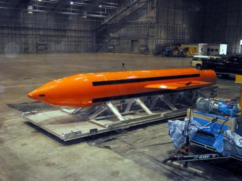 3 EEUU lanza por primera vez su bomba más potente no nuclear en ... - univision.com