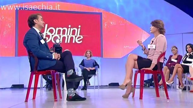 Uomini e Donne: polemiche sempre all'ordine del giorno - isaechia.it