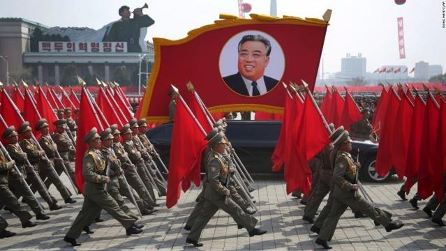 North Korea Day of the Sun parade - cnn.com