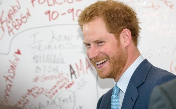 Prince Harry's mental health call can inspire others ... - nhs.uk