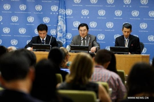 DPRK accuses South Korea of bringing two nations to