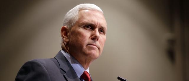 Mike Pence: 'La pazienza strategica del passato è ormai finita', ha detto il vice presidente USA