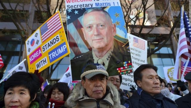 North Korea accuses US, South Korea of plotting nuclear attack ... - cnn.com
