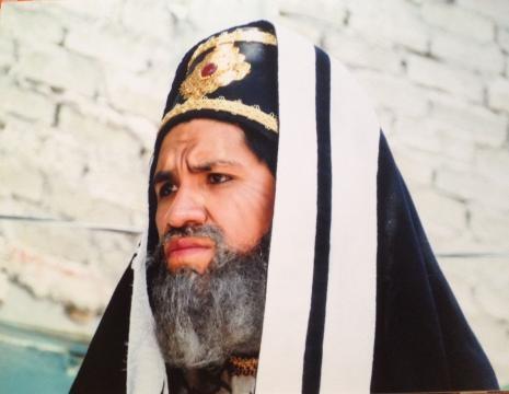 """Roger Belmont Moreno """"Ezra sacerdote del Sanedrín"""""""